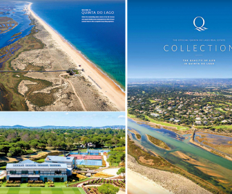 "Oportunidades na ""Quinta do Lago Collection"""